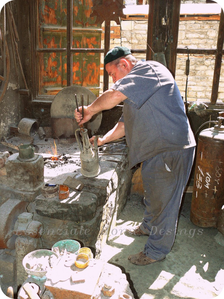 Copper Artisans of Caucasus