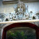 I raised my head and saw the magic…Fine architecture of Baku