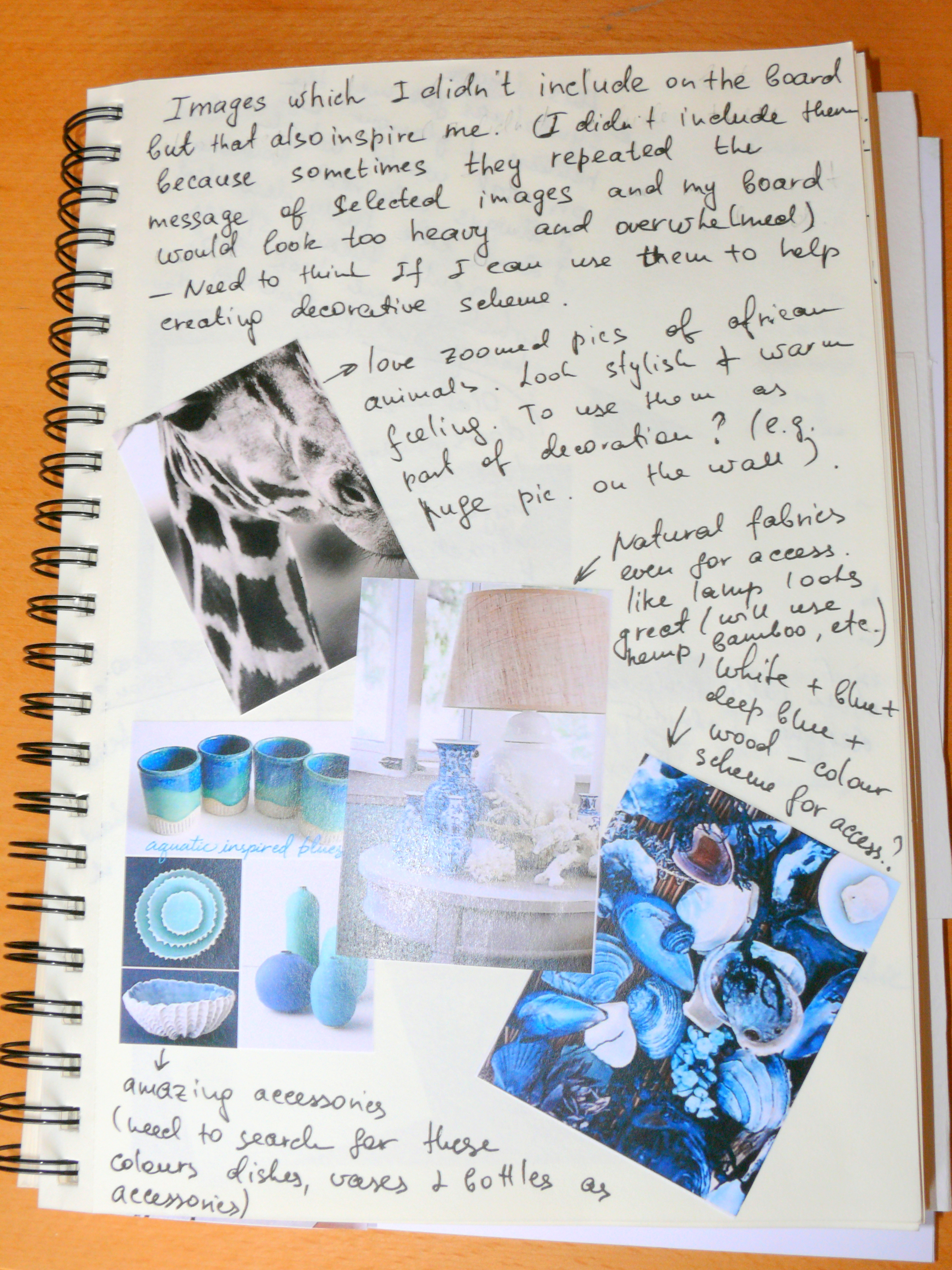 How to scrapbook a journal