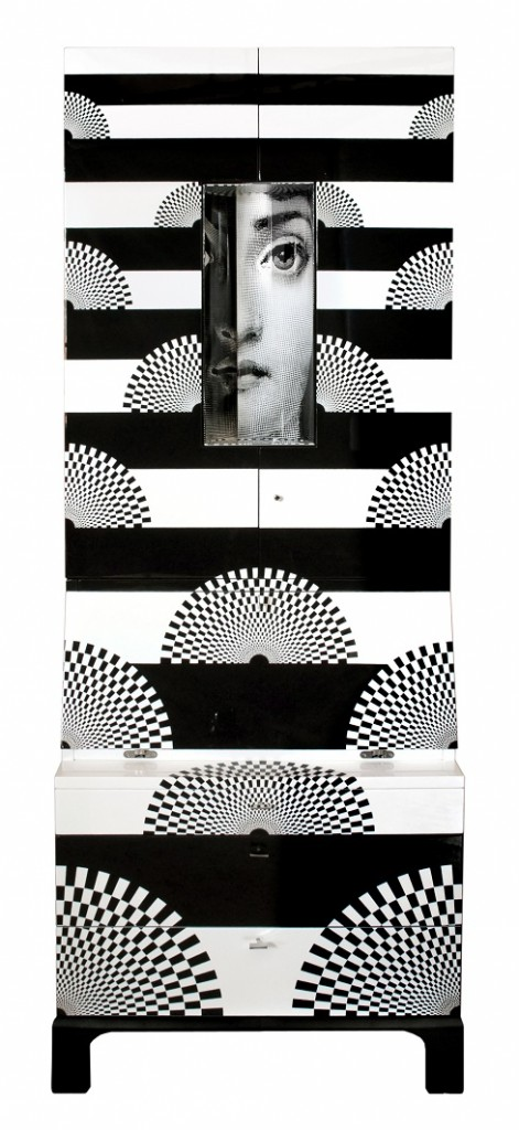 Inspiration of the day: Piero Fornasetti