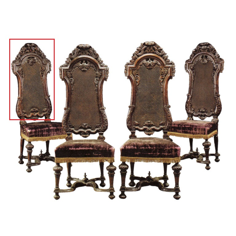 Delightful William And Mary Chairs, Photo Credit: Www.1stdibs.com