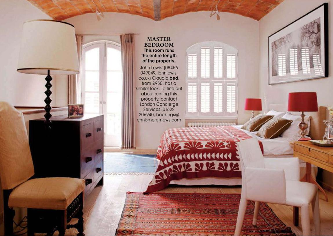 Oriental Rug Bedroom - Area Rug Ideas