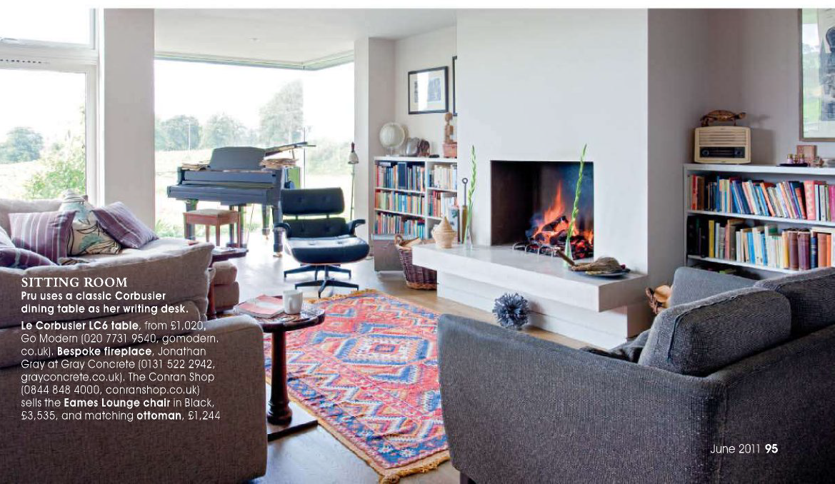 Oriental Rug In The Contemporary Interior