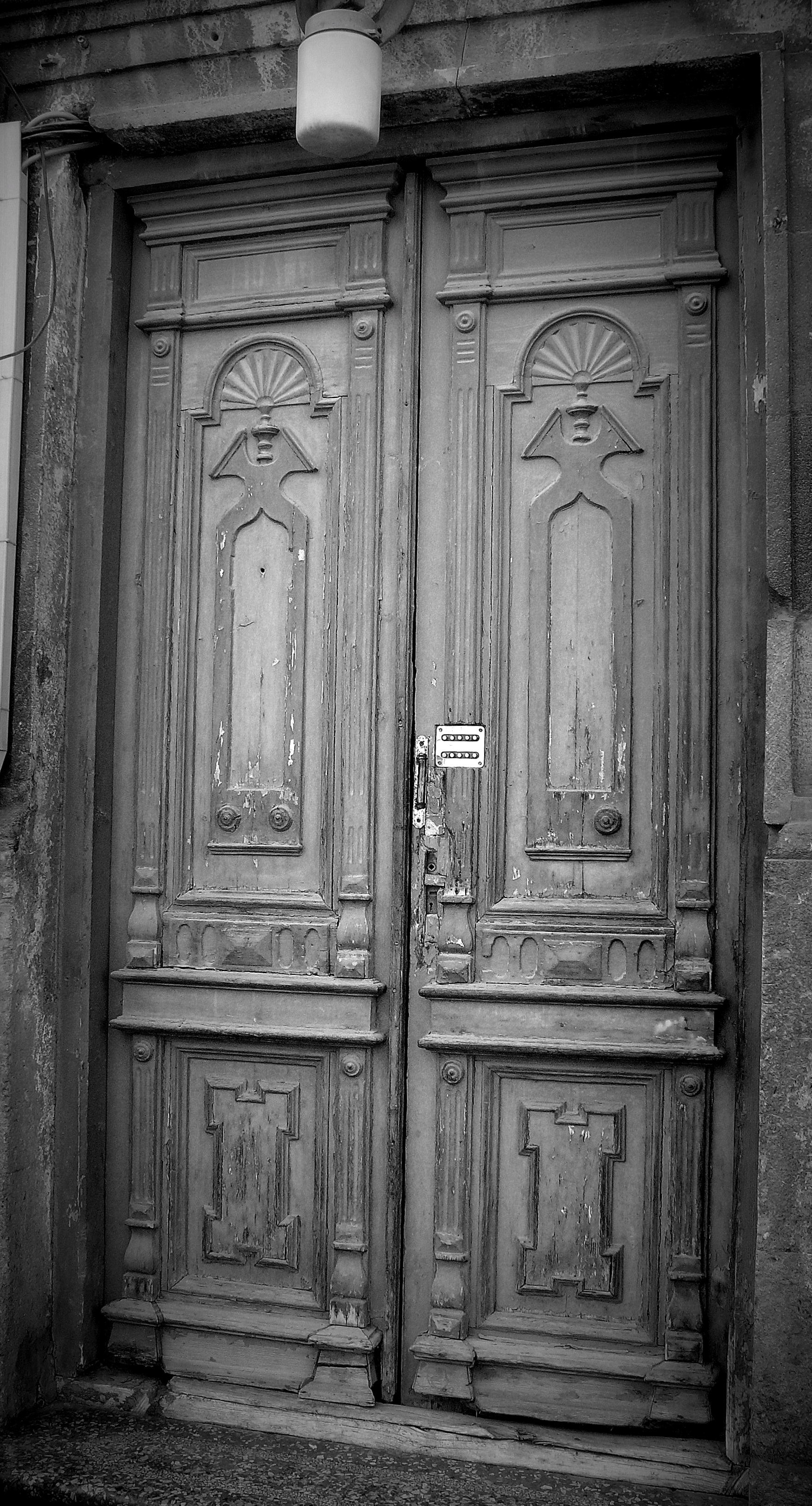 ... Antique Doors, Baku, Photo By: Anna Kovalchenko ...