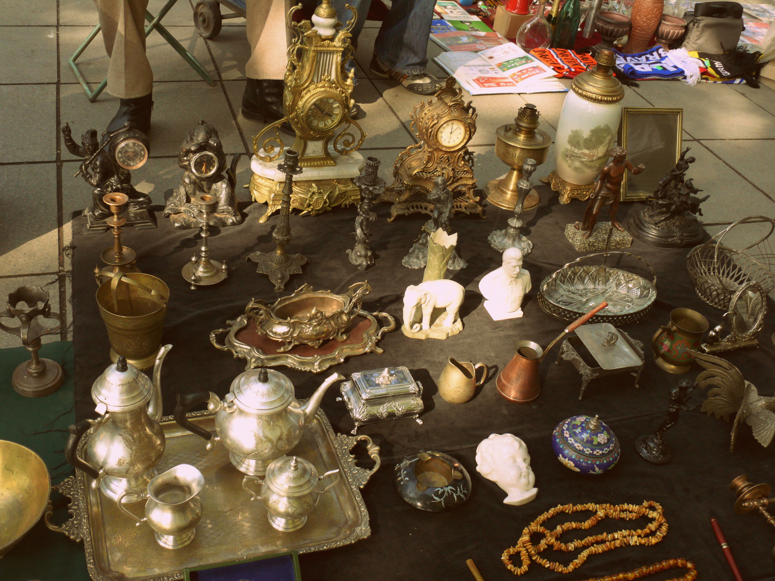 Georgia Tbilisi Flea Market Stock Photos Georgia Tbilisi: Tbilisi Flea Market