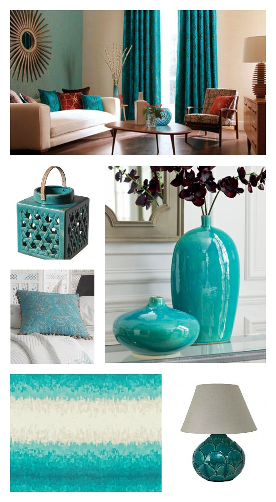 Essential Colour: Turquoise