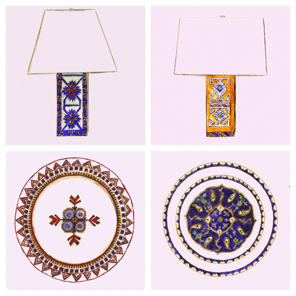 Inspiration of the day: Azerbaijani carpets