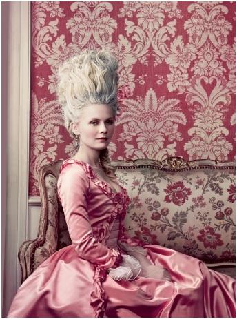Marie Antoinette stills
