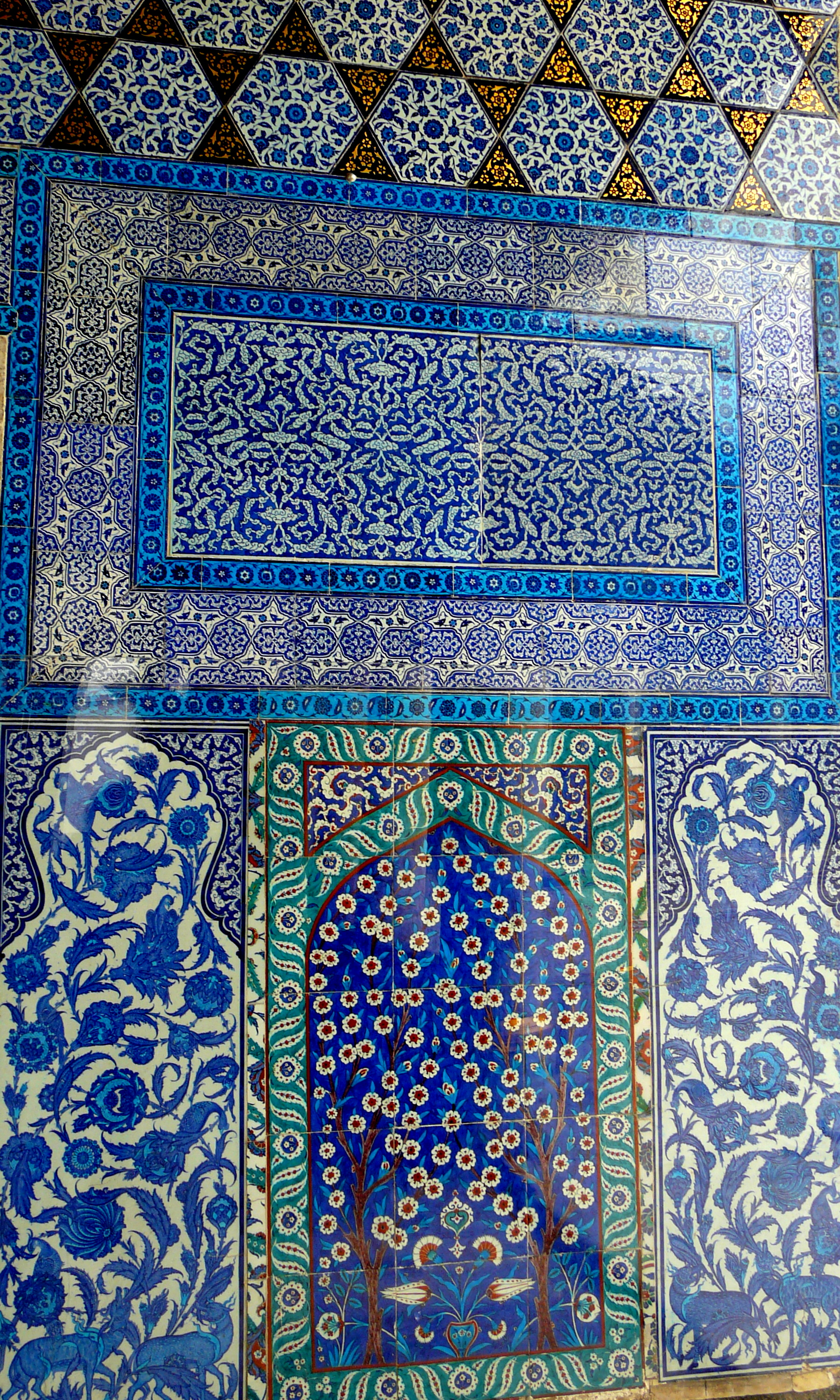 Topkapi Palace, decoration