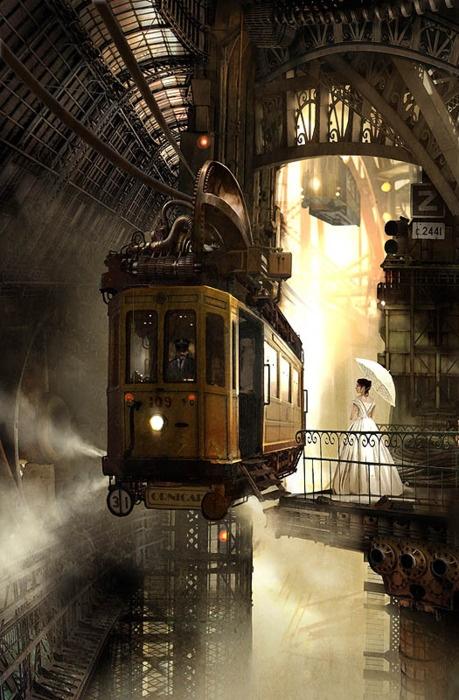 Steampunk Style In Interior Design L Essenziale