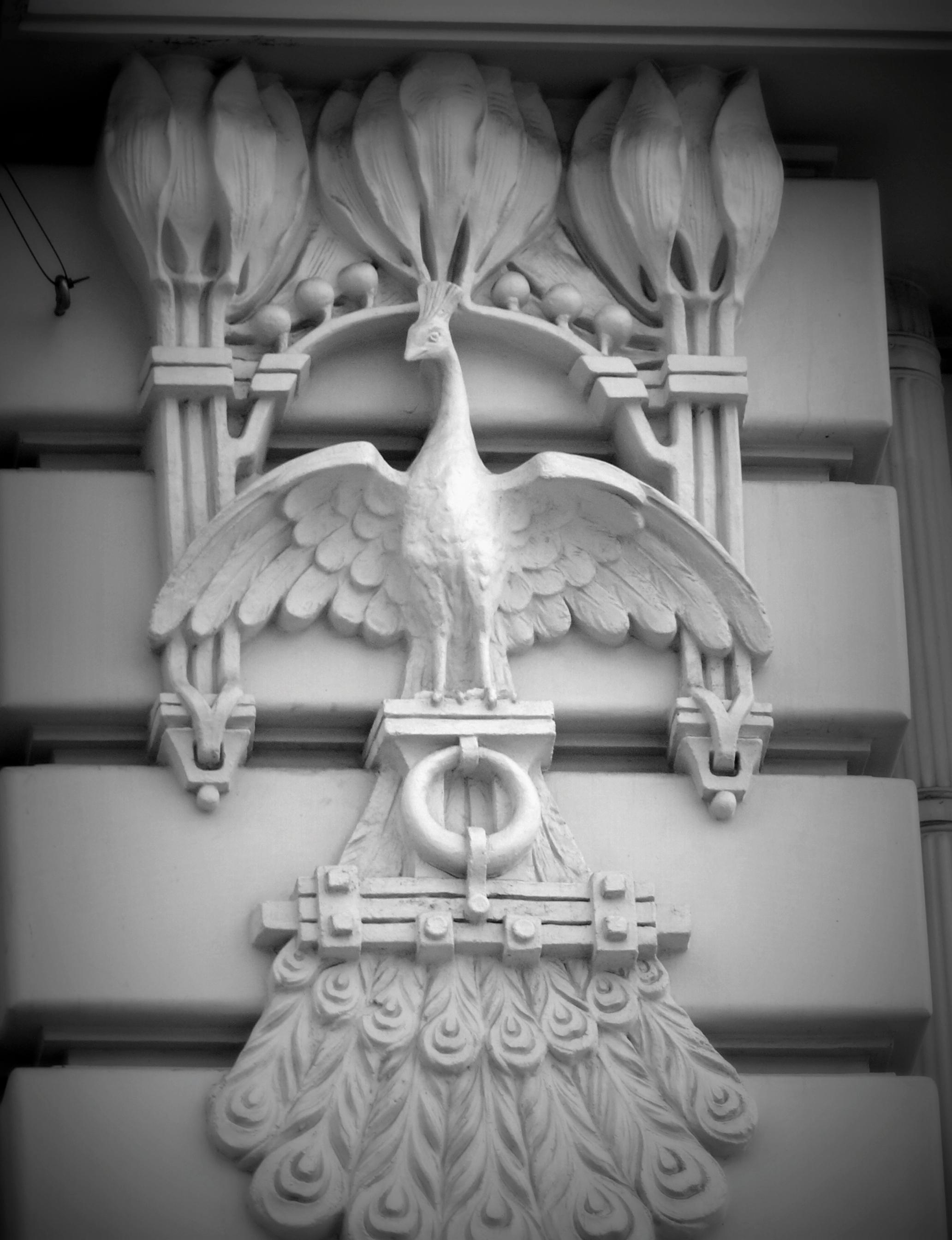 Symbolism in Art Nouveau Features of Art Nouveau