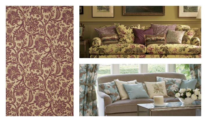 Country collection from Sanderson