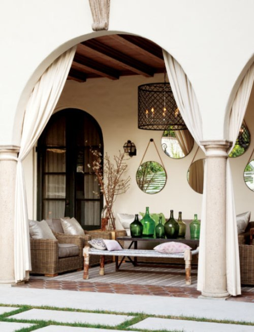 Fabulous  Vintage Spaces