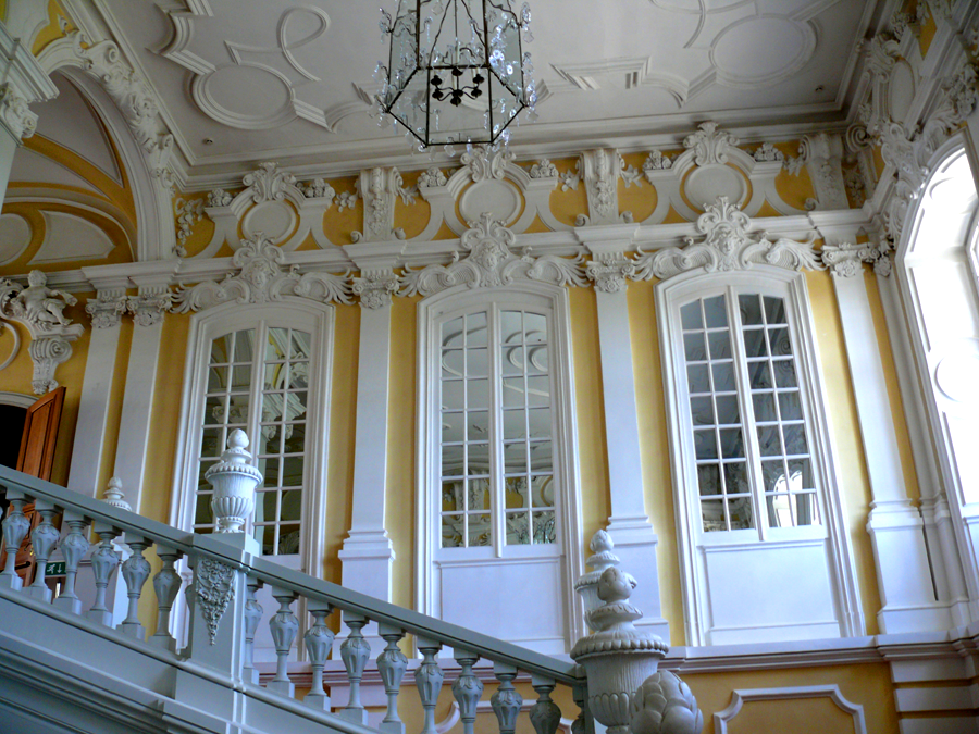 rundale-palace-stairs