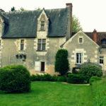Elegant romance at Prieure De La Chaise, Loire Valley, France