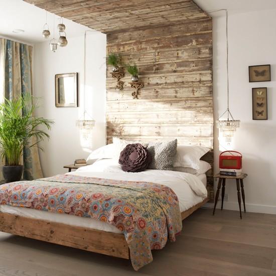 Pallet Wall Ideas Bedroom: 15 Easy DIY Ideas For A Stylish Headboard