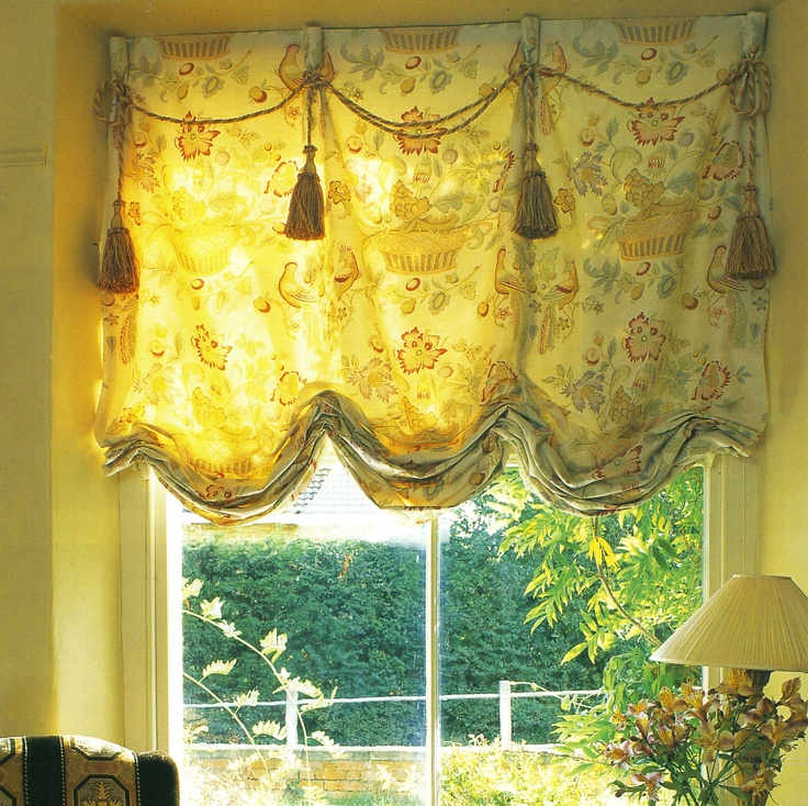 History Of Styles: Window Treatments