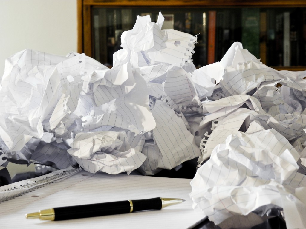 13 Ways To Overcome A Writer's Block