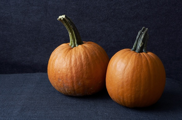 October, Essential Colour: Pumpkin Orange