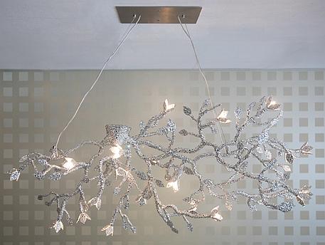 L\'Essenziale Choice: 10 Sensational Light Sculptures - L\' Essenziale