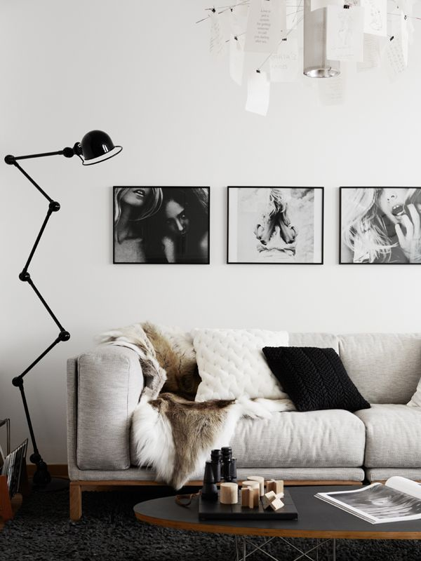 decorate your room: scandinavian style - l' essenziale