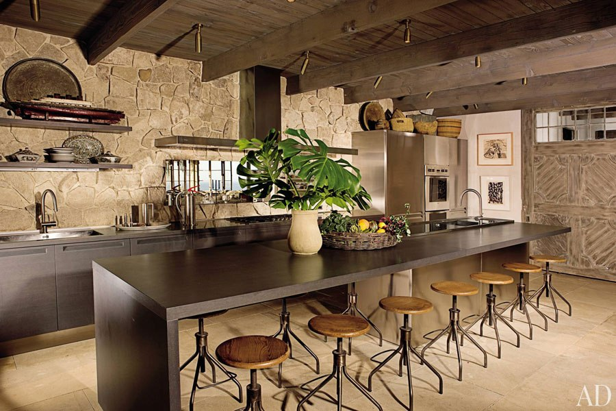 decorate your kitchen, tuscan style - l' essenziale