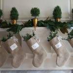 9 DIY Christmas Ideas Of Decorating With Burlap