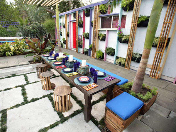 Trend Furniture outdoor furniture trends for 2014: how to create your own oasis
