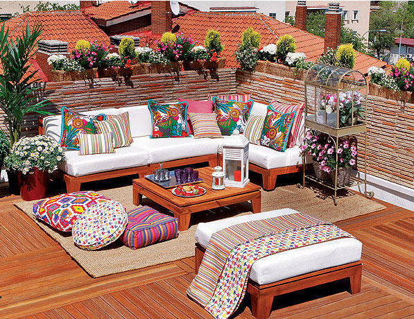 Outdoor Furniture Trends for 2014: How to Create Your Own Oasis