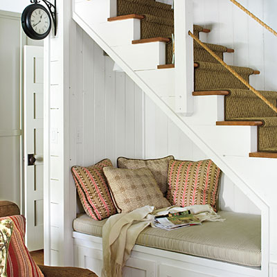 How to create a cozy reading nook l 39 essenziale - Creating ideal reading nooks ...