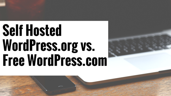 WordPress from com. to org. – to move or not to move? That is the question!