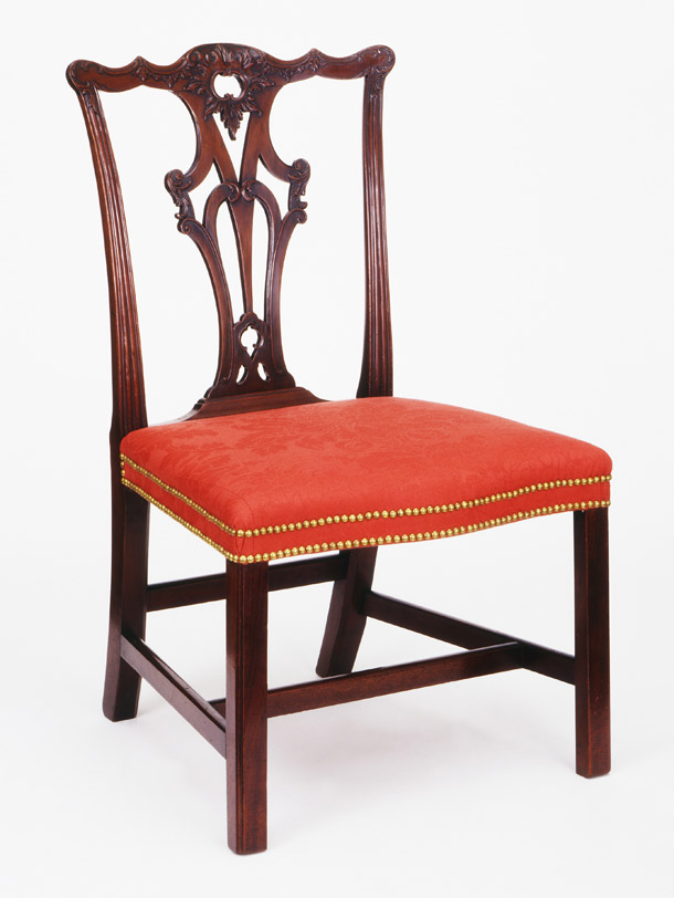 Style at a glance chippendale l 39 essenziale - Furniture picture ...