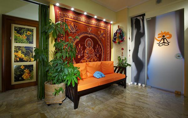 Tour Armonia Yoga Studio In Thessaloniki, Greece