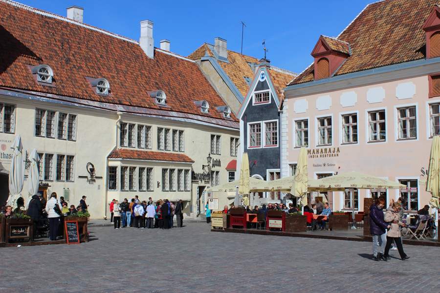 Weekend in Tallinn And Why I love This City