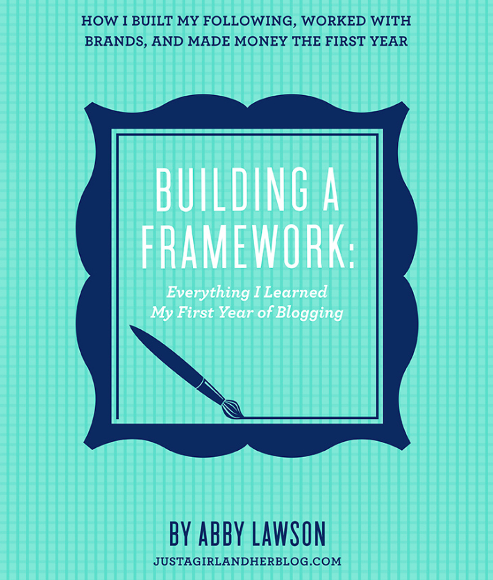 How To Grow Your Blog: Building A Framework E-Book