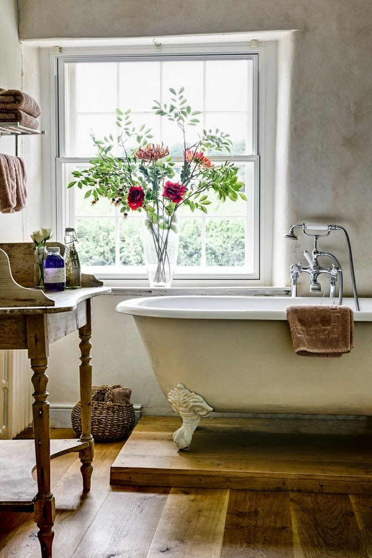 6 Romantic Bathroom Ideas For Your New Luxurious Home L