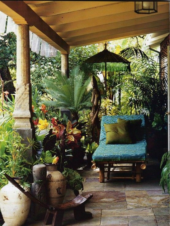 Backyard Bliss – 6 Ways to Turn Your Yard into a Rainforest Themed Sanctuary