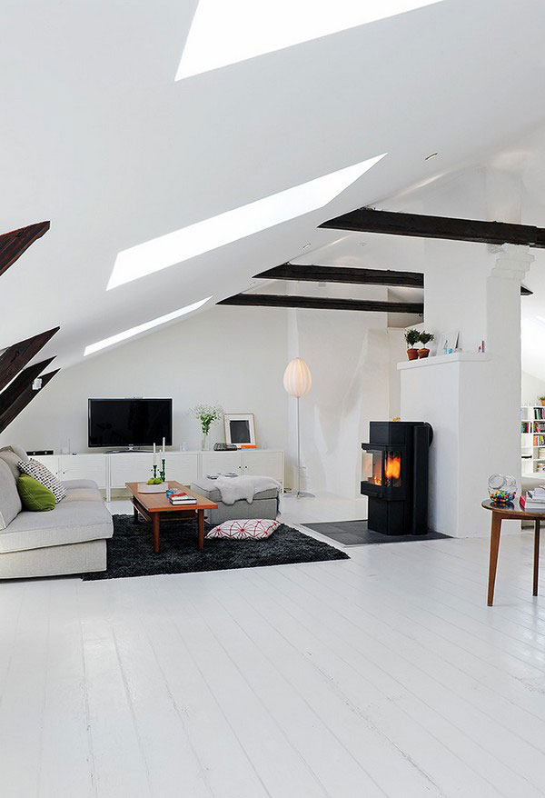Decorating Attic Rooms 6 Tips And 23 Beautiful Examples