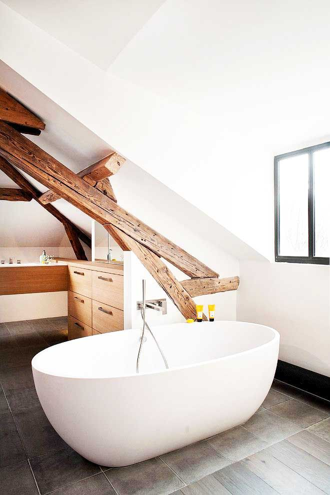 Decorating Attic Rooms: 6 Tips and 23 Beautiful Examples: L ... on beautiful contemporary bedrooms, cozy country bedrooms, dream bedrooms, decorating with knotty pine walls, big fancy bedrooms, chic and cozy bedrooms, teen girl bedrooms, animal print bedrooms, tumblr boy bedrooms, different themes for bedrooms, most beautiful bedrooms, renovating attics into bedrooms, fancy cool teenage girl bedrooms, nice bedrooms, basement bedrooms, painted dormer bedrooms, cool teenage boy bedrooms, loft bedrooms, little girls bedrooms, house in cape cod upstairs bedrooms,