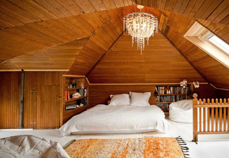 Decorating Attic Rooms: 6 Tips and 23 Beautiful Examples