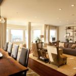 A Contemporary Penthouse Suite