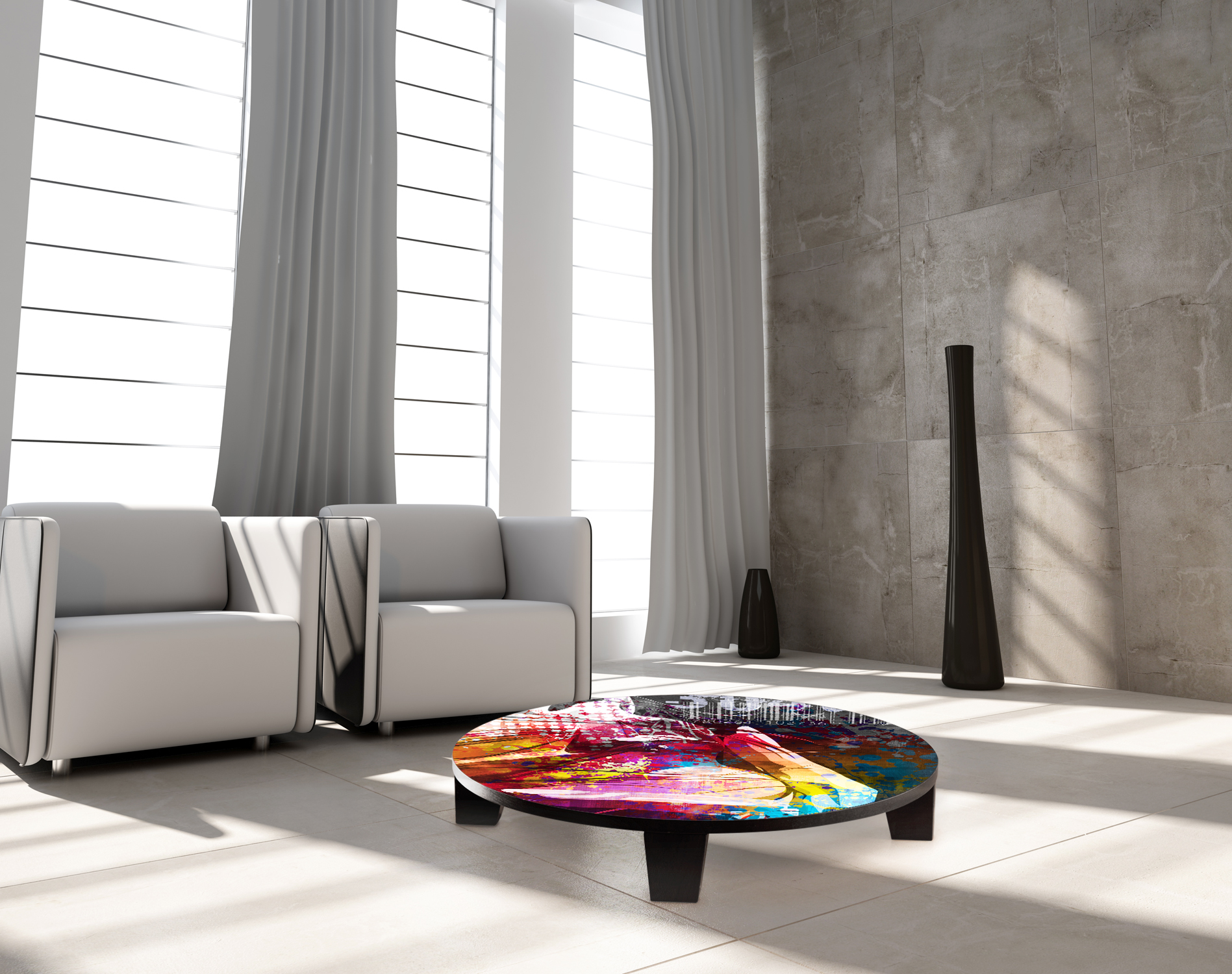 Modern Art And Design Beautiful Unit From The Artwork Factory