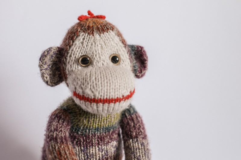 Back to Childhood: Adorable Hand Knitted Toys