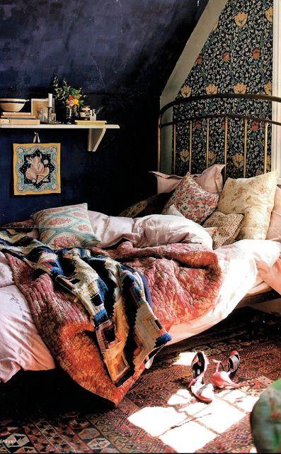 patchwork decor