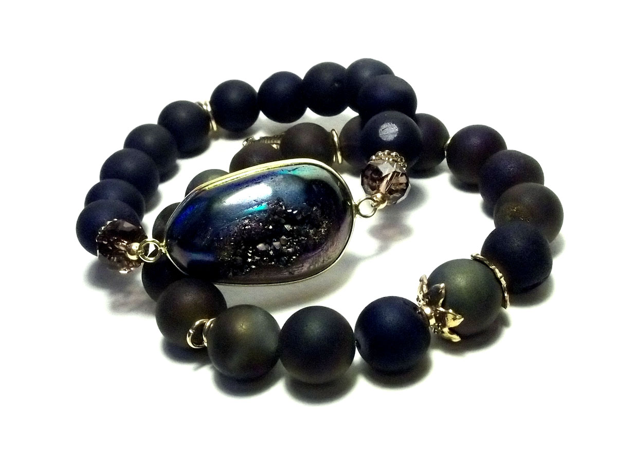 Natural Stones Jewelry By Victoria Remez
