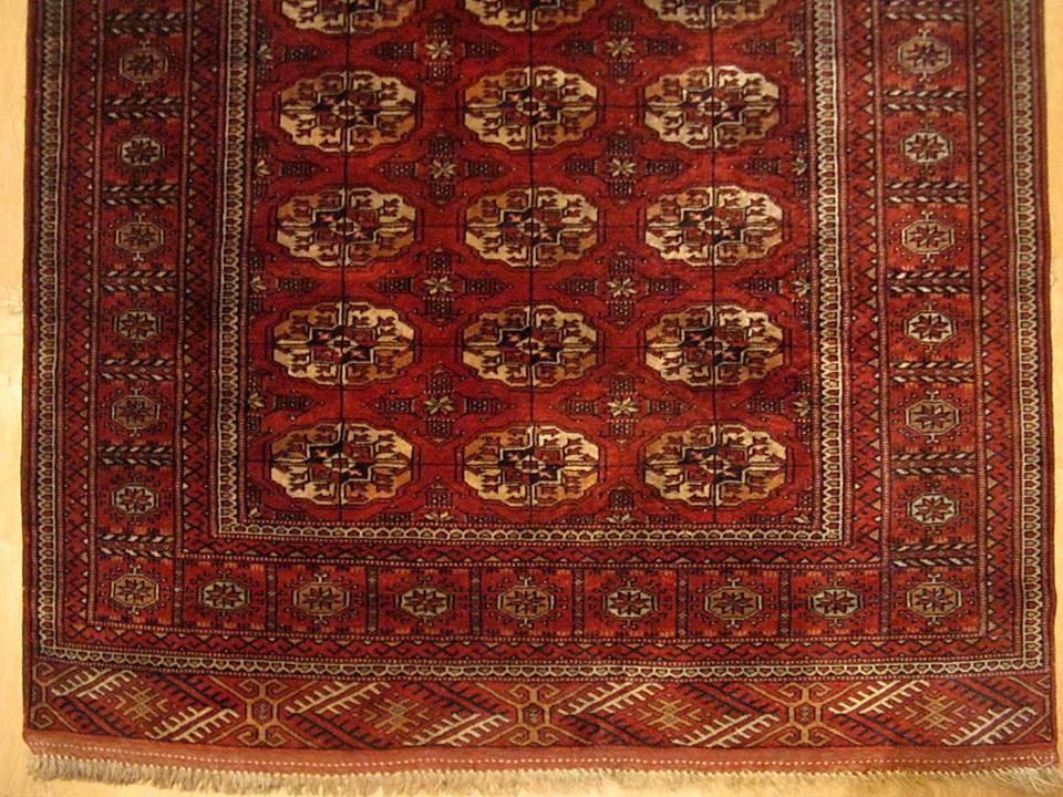Turkmen Rugs Home Decor