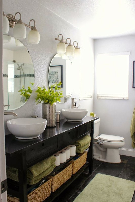 Great Bathroom Vanity Ideas For Small
