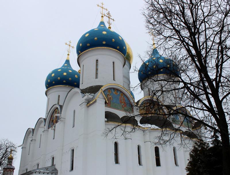Day Trip to Sergiev Posad