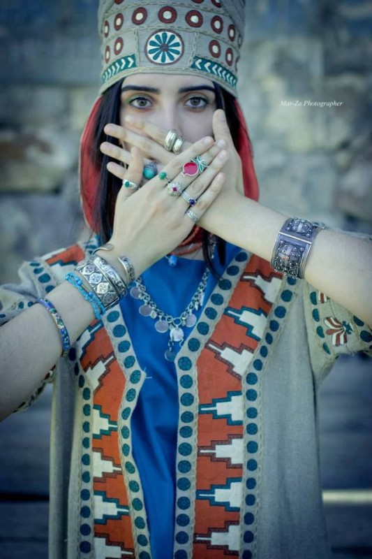 The Beauty of Traditional Armenian Dress