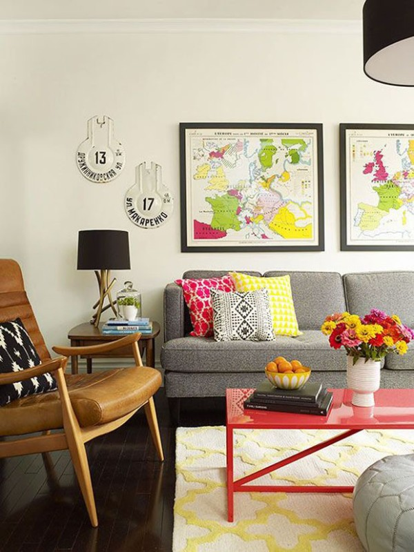How to Create a Drop Dead Gorgeous Family Room